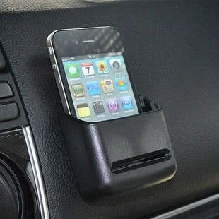 Paste multipurpose car phone holder Item Box Free shipping