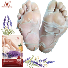 Super 1Pack Peeling Feet Mask Exfoliating Socks Baby Care Pedicure Sock Remove Dead Skin Cuticles Heel Cream !