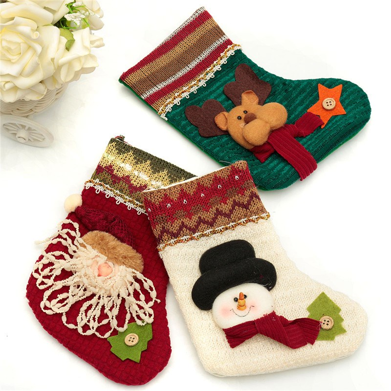 Newest !!  Top Selling New Fashion Cartoon Santa Claus Snowman Elk Christmas Socks Festival Xmas Socks Christmas Decor