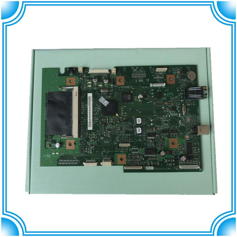 Main Board For HP M2727 M2727NF 2727 2727NF CC370-60001 Formatter Board Mainboard Logic Board benro s2 video head pan and tilt head for dslr video camera