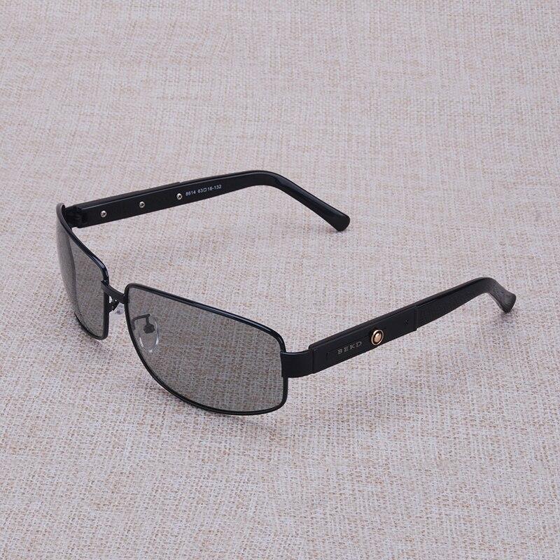 Vazrobe Photochromic Glasses Chameleon for Men Sunglasses Polarized Glass Sun Glasses for Man Driving Antiglare UV400