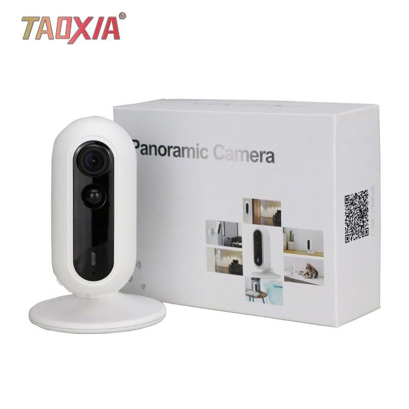 Bébé soins WiFi maison 1080 P surveillance de téléphone Mobile Mode privé corps humain capteur infrarouge alarme caméra sans fil - 5
