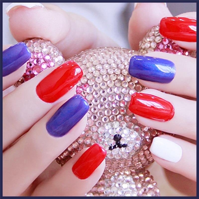 Gel French Manicure
