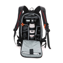 防水機能一眼レフリュックカメラビデオ入りカメラバックパックキヤノンカメラバッグ高品質