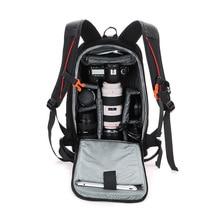 방수 기능 dslr 배낭 카메라 비디오 가방 캐논 니콘 사진 카메라 가방에 대 한 패딩 된 카메라 배낭 고품질