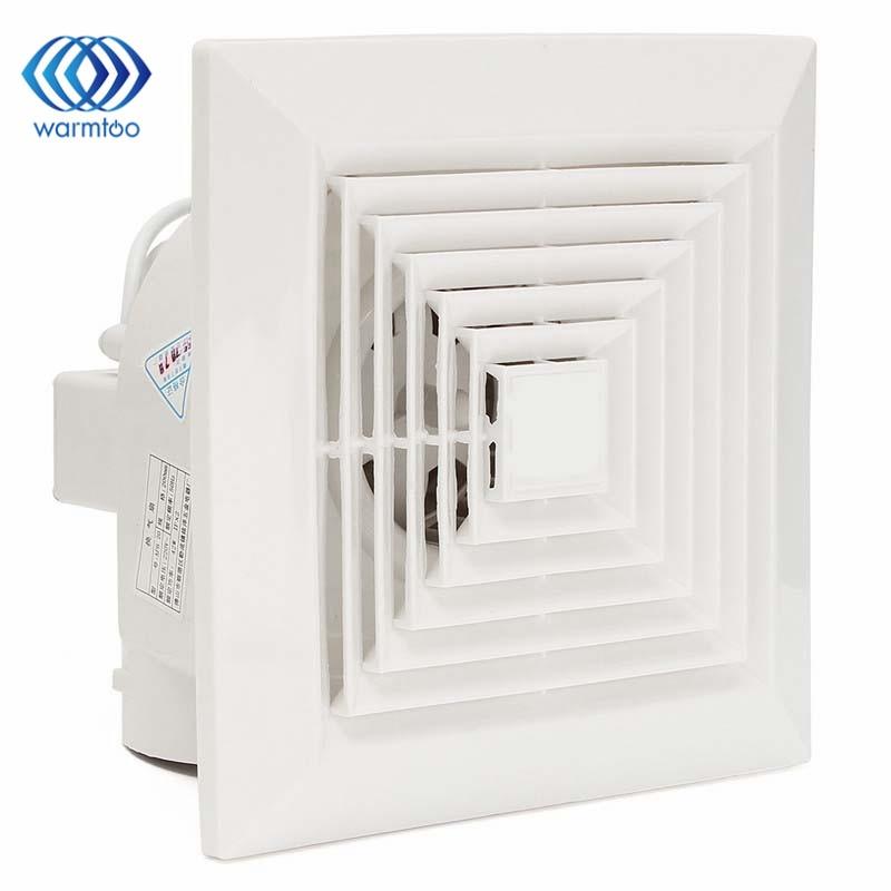 Wall Mount Air Ventilator : Inch cfm w v air vent exhaust fan ceiling
