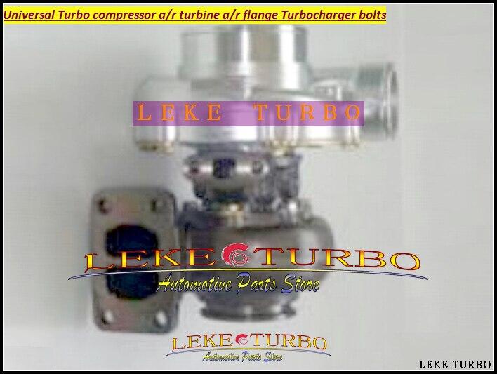 Universal Turbo GT3071-2 Compressor AR 0.70 Turbine AR 0.82 ;V-Band ; T3 Flange External Wastegate Journal Bearing Turbocharger