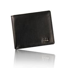 Men Leather Wallet Fashion Short Bifold Men Wallets Casual  Zipper Slim Male Purses Money Bag Credit Card Holder 2 Color