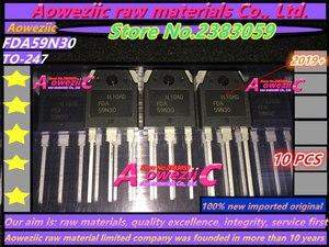 Image 1 - Aoweziic 2019 + 100% חדש מיובא מקורי FDA59N30 59N30 כדי 247 טריודה 59A 300 V