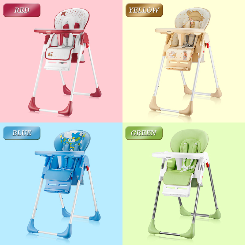 What Children's Dining Chair Baby Multifunctional Foldable Portable Table And Seat For Dinner
