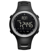 SENORS Bluetooth Smart Watch Men Outdoor Sport Pedometer Digital Clock Waterproof Smartwatch For IOS Android Phone