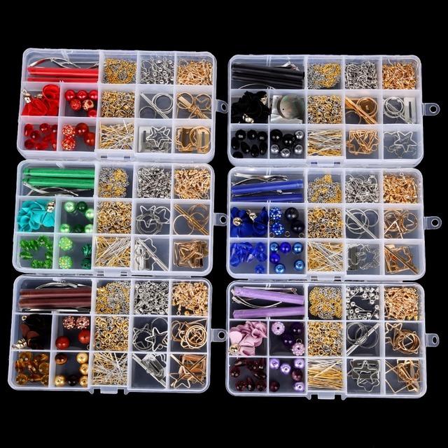 Handmade Jewelry Beads Kit