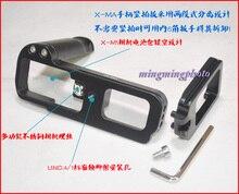 LB-XM1 вертикальный Quick Release L пластины/кронштейн держатель ручки для Fuji X-M1 XM1 X-A2 XA2 РРП SUNWAYFOTO Markins Совместимость