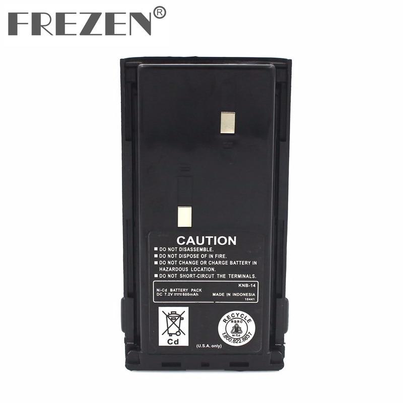 KNB-14 Battery Shell Case Pack For Kenwood Portable Two Way Radio TK-2107 TK-2107G TK-2100 TK-2102 TK-3102 TK-3107 Walkie Talkie