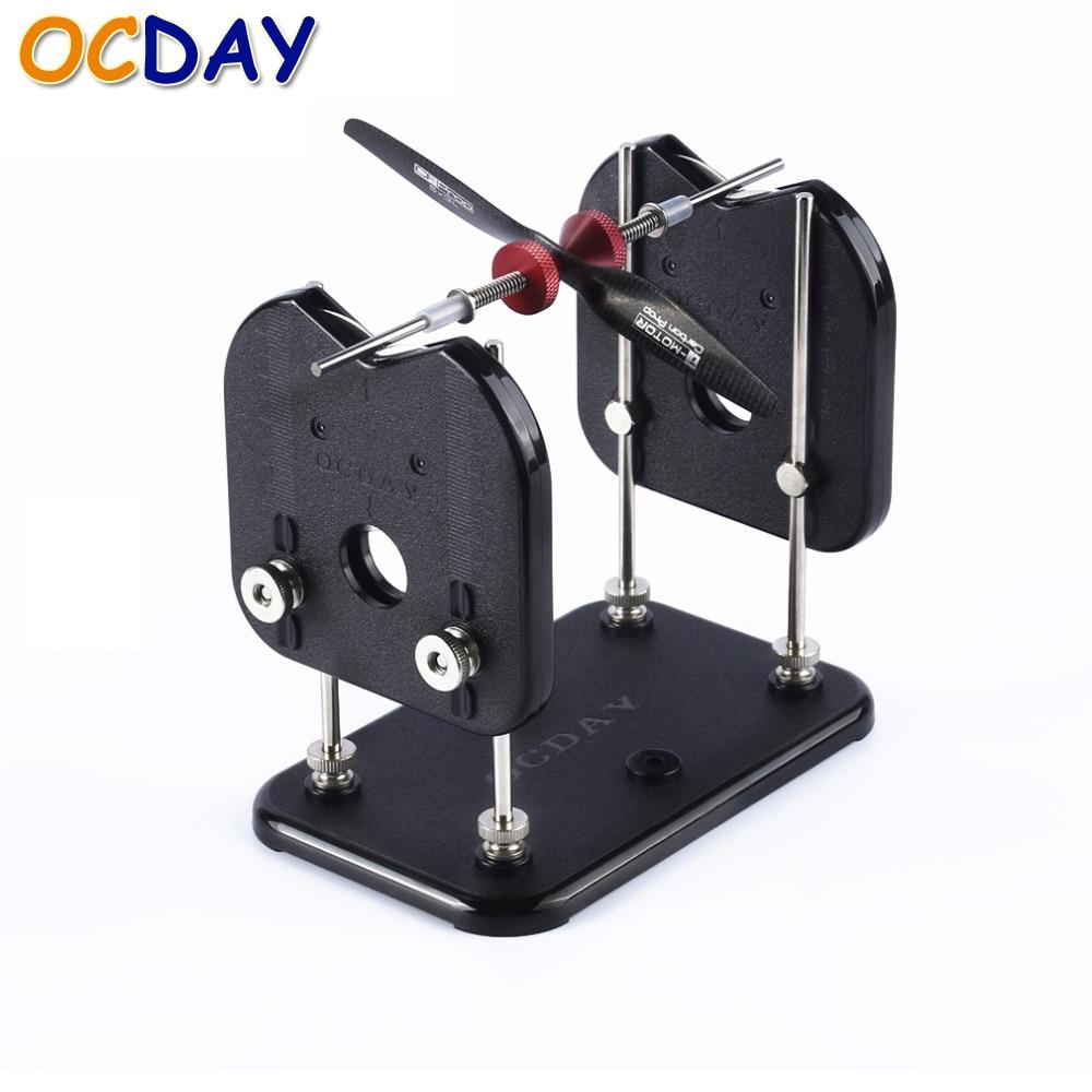 все цены на Wholesale 1pcs Original OCDAY Spin Prop Balancer FOR  Phantom ZMR250 5030 5040 1045 9443 1047 онлайн