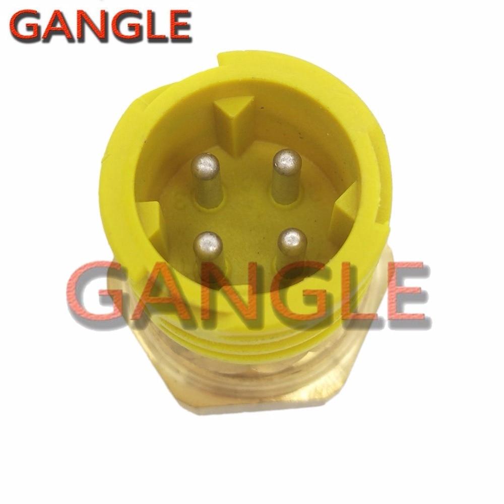hight resolution of oil pan mack crankcase fuel pressure sensor switch valve for volvo truck d12 d13 engine vn vnl vhd vnm 21746206 21634017 in pressure sensor from automobiles