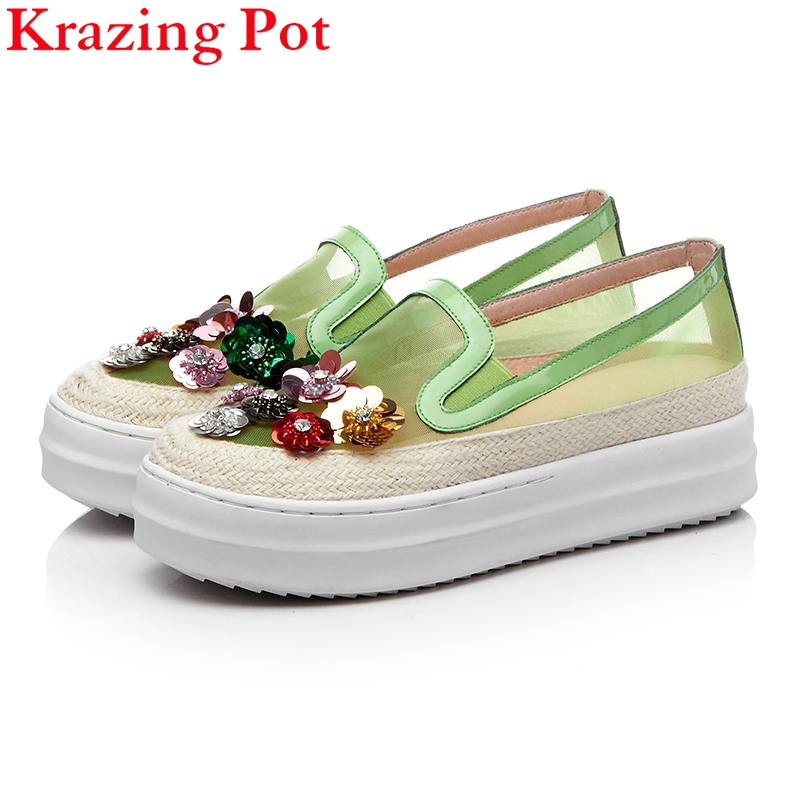 Superstar Fashion Large Size Slip on Round Toe Flats Platform Causal Cow Suede Women Increased Classic Sweet Vulcanized Shoe L00