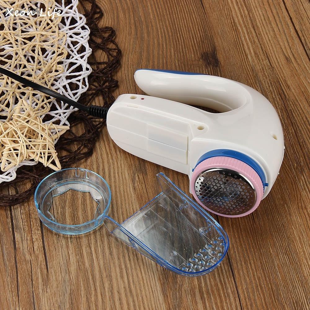 Plug-in Maglione Capelli Palla Trimmer Elettrico Portatile Abbigliamento Lint Pillola Fluff Remover Tessuti Fuzz Rasoio Elettrico Lint Remover