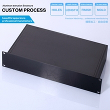 YGH-003 482*66.5-250 mm (wxhxd) 1.5 U full aluminum rack mount chassis , 19 inch chassis server rack cabinet
