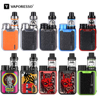 Original Vaporesso Swag Electronic Cigarette With 80W TC Box Mod Vape 3.5ml NRG Tank GT CCELL Coil Head Vaporizer