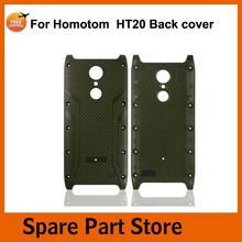 Angcoucoux For Homtom HT20 Battery Door Back Cover Housing Case Replacement Parts For Homtom HT20(China)