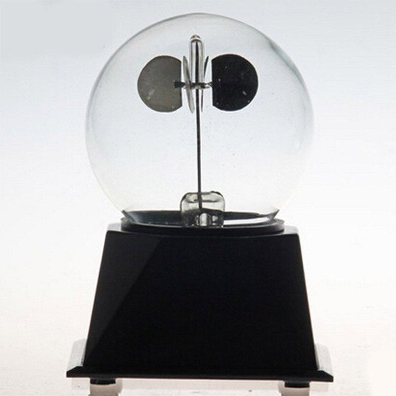 Solaire Puissance Crochets radiomètre modèle équipement éducatif radiomètre légère pression moulin à vent bolomètre