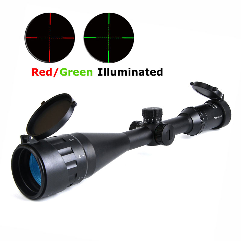 Carl Zeiss 4-16X50 White Letter Marking Optics Riflescope Red And Green Illuminated Optic Sight Sniper Hunting Scopes