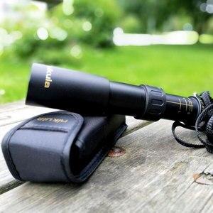 Image 5 - オリジナル双眼鏡nikula 10 30x25ズーム単眼スコープ高品質望遠鏡ポケットbinoculo狩猟光学プリズムなし三脚