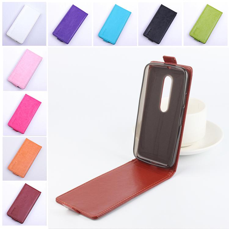 new arrival df5b8 21fdd US $4.07 5% OFF|Original Baiwei Brand PU Leather Case for Motorola Moto G3  Magnetic Flip Cover Phone Bag 9 Colors in Stock-in Flip Cases from ...