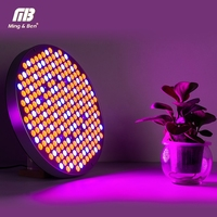 LED Grow Light 50W 250LEDS AC85 265V Full Spectrum Plant Lighting Fitolampy For Indoor Greenhouse Plants Hydroponics Flower Grow