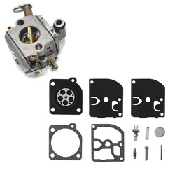 11 Pcs/Set Hot sale Carburetor Parts Diaphragm Repair Kit For McCulloch 32cc 35cc 38cc Echo Chainsaw