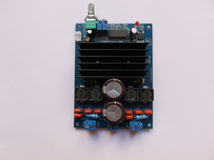 Image 1 - STA508 TK2050 הספק גבוה הדיגיטלי של מגבר מועצת 80 w + 80 w לוח מגבר HIFI חום