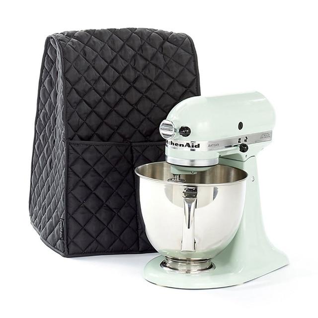 Home Kuche Nahrungsmittel Staubschutz Sauber Schwarz Fit Fur