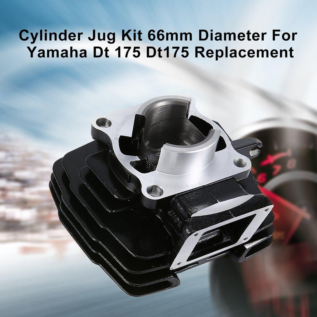 Cylinder Jug Kit 66mm Diameter For Yamaha Dt 175 Dt175 ReplacementCylinder Jug Kit 66mm Diameter For Yamaha Dt 175 Dt175 Replacement