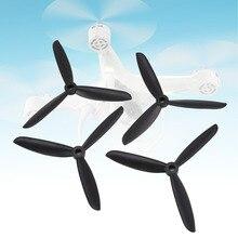 4 пары CW/CCW 6045 пропеллерные реквизиты лезвие для скоростного радиоуправляемого дрона квадрокоптера летательного аппарата аксессуары, запчастей для uav компонент