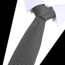 40 Styles Ties for Men Wedding Business Party Summer Jacquard Gravatas Silk 7.5cm Fashion Mens 2019 Corbatas