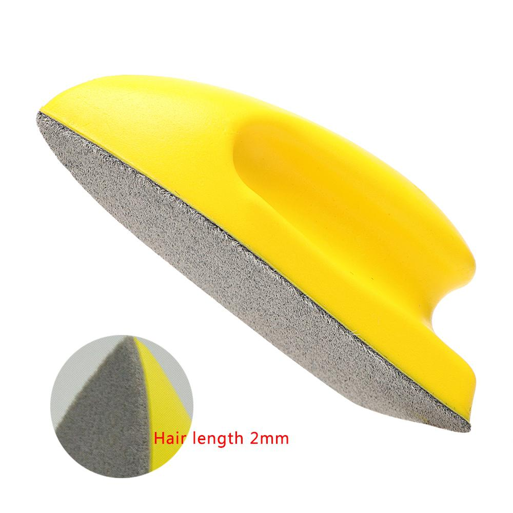 LumiParty Nano Cleaning Brush Car Felt Washing Tool For Car Leather Seat Auto Care Detailing Interior Cleaning Brush R25