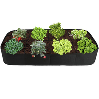 Potato Planting Bags Cultivation Garden Pots Planters Vegetable Planting Bags Grow Bags Farm Home Garden Supplies