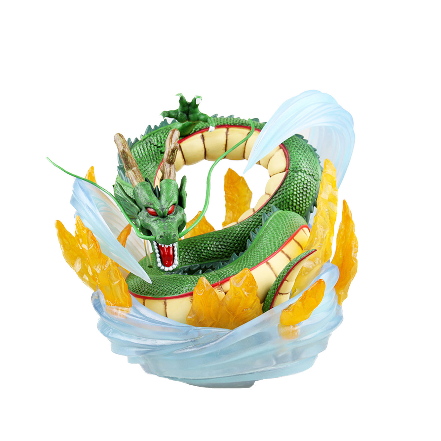 Chanycore Anime Dragon Ball Z Shenron AAAAA Dragon Action Figures PVC Limit Boxed For Kids Collectible&Gift Toy anime dragon ball z shenlong shenron with balls pvc action figure collectible model toy doll 14cm kt098
