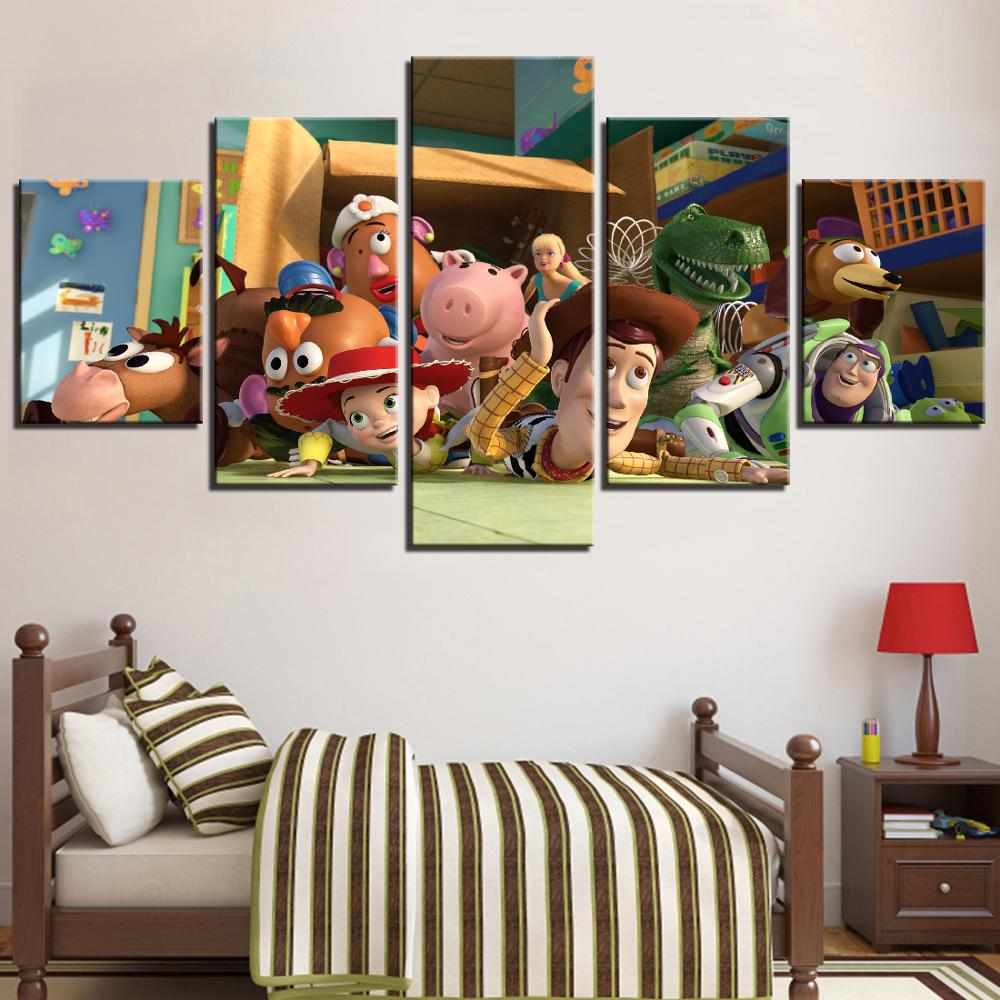 Painting Poster Canvas Wall Art