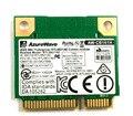 Original Atacado Azurewave AW-CB161N RTL8821AE 802.11AC Metade mini PCI-E WiFi Bluetooth 4.0 Realtek 2.4/5.0 GHz 433 Mbps