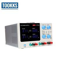 UTP3303 двухканальный трехканальный Регулируемый переключатель питания постоянного тока 32 В в 3A постоянное напряжение функция постоянного то