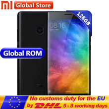 "Original Xiaomi Mi Note 2 6GB 128GB Mobile Phone Mi Note 2 Prime Dual 3D Glass Snapdragon S821 5.7"" 22.56MP Camera(China)"