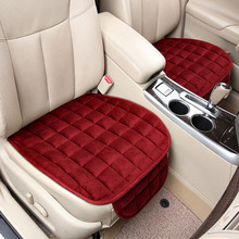 Car ynooh car seat cover for kia ceed 2017 cerato k3 sportage 3 4 spectra soul rio 3 4 picanto cerato cover for vehicle seat special modified car trunk cover material curtain separated block for kia soul