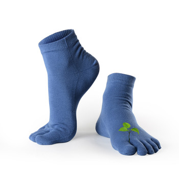 Men's Cotton Toe Socks