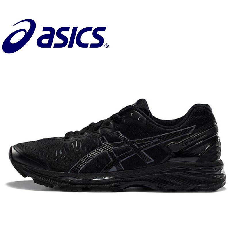 Original New Arrival ASICS GEL-KAYANO 23 Men's Stability Running Shoes Sneakers Outdoor Athletic Outdoor shoes GQ asics tiger gel lyte iii lc