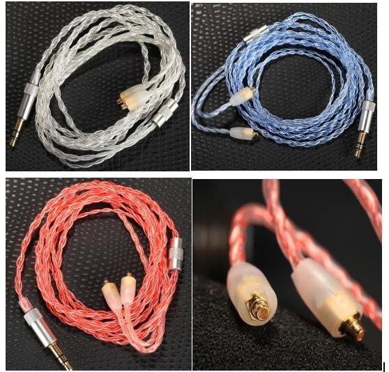 diy personalizado shure se215 se425 se535 ue900 fone de ouvido