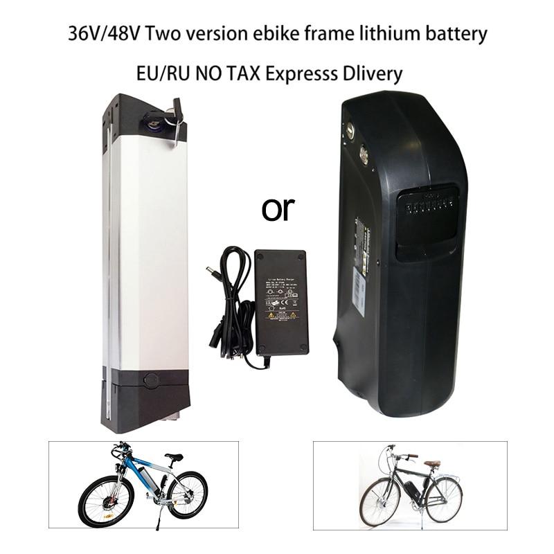 36 V/48 V SAMSUNG LG batterie au Lithium vélo électrique 18650 cellule Li-ion 48 V 16A USB chargeur 48 v Ebike batterie cyclisme alimentation