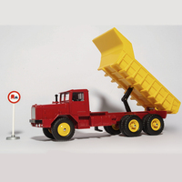 1/64 model trucks Toy Vehicles Metal Diecast Toys Cars For Children Toy Cars Plastic Car Toys For Boys Mini Model
