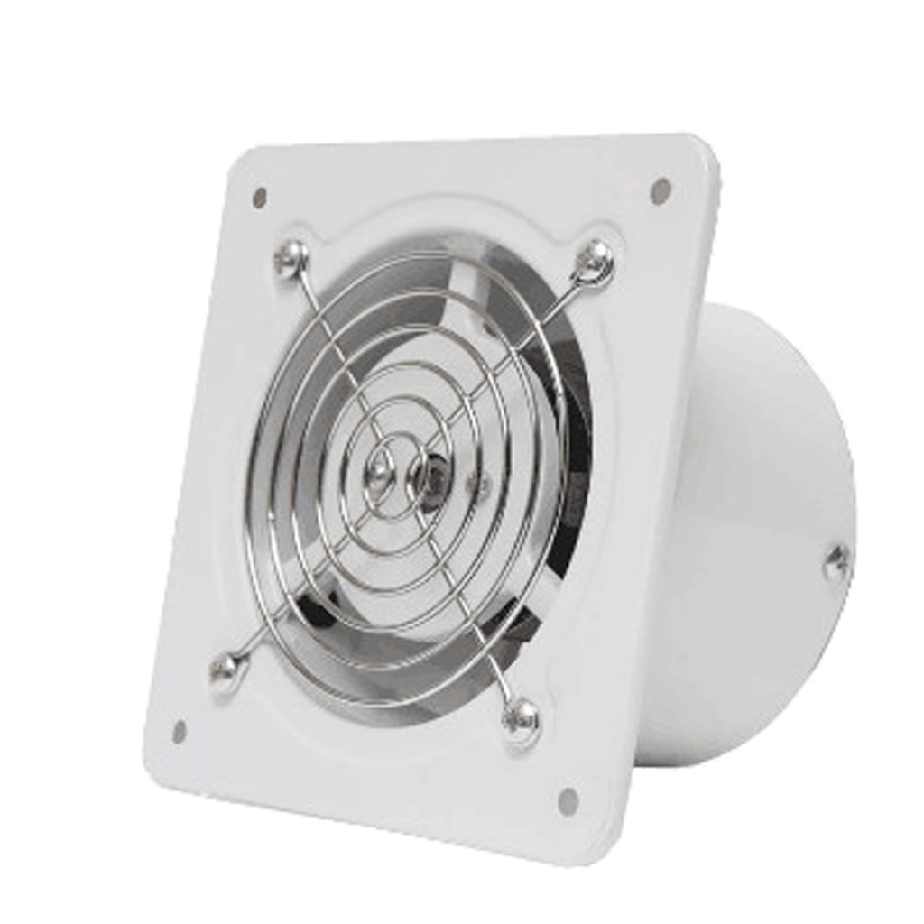 <font><b>100mm</b></font> 4'' Inline <font><b>Duct</b></font> <font><b>Fan</b></font> Quite Inline <font><b>Duct</b></font> Booster Exhaust Air Cooled Blower Ventilation Wall And Ceiling Mount image